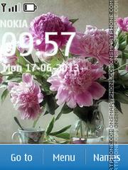 Peonies theme screenshot