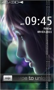 Скриншот темы Final Fantasy 11