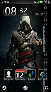 Assassins es el tema de pantalla