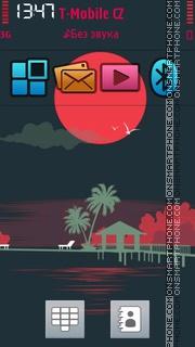 Night 15 tema screenshot