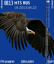 Eagle theme screenshot