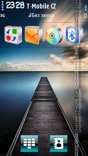 New Dawn HD v5 tema screenshot