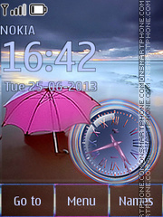 Umbrella theme screenshot