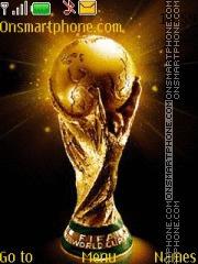 FIFA theme screenshot