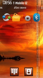 Sun 06 theme screenshot