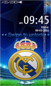 Real Madrid 2035 theme screenshot