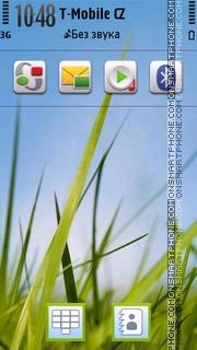Gras theme screenshot