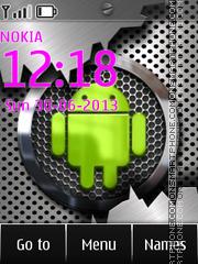 Android Theme-Screenshot