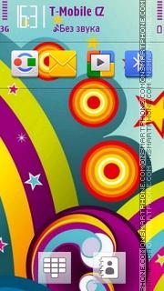 Stars 15 tema screenshot