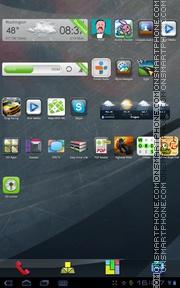 Graphics Art 01 tema screenshot