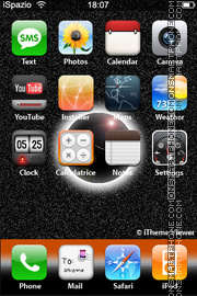 iSolarize theme screenshot