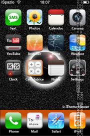 Скриншот темы iSolarize