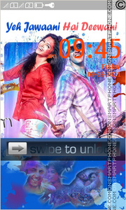 YJHD 01 theme screenshot