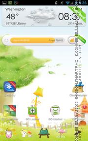 House 06 tema screenshot
