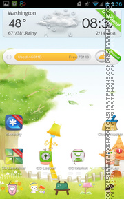 House 06 Theme-Screenshot