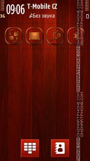 Wood 08 tema screenshot