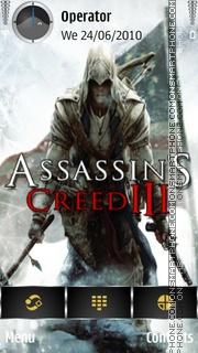 Assassins Creed 3 Theme-Screenshot