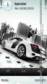 Qwerty Audi es el tema de pantalla