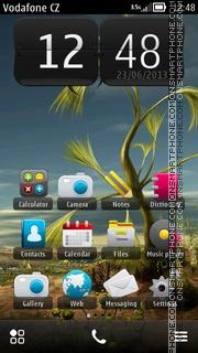 Bird B.C. theme screenshot