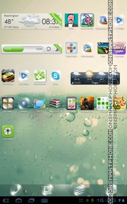 Clee Theme theme screenshot