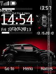 Speed tema screenshot