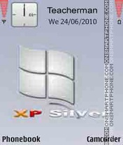 Xp-Silver theme screenshot