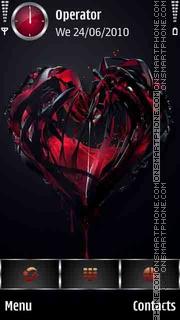 HD-Heart theme screenshot