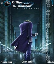 Joker es el tema de pantalla