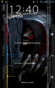 Reaper 06 tema screenshot