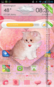 Kitty 14 theme screenshot