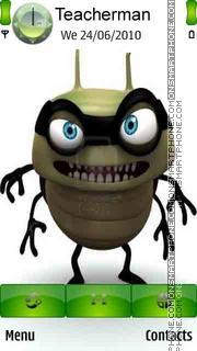 3D-Bug es el tema de pantalla