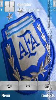 Asociacion del Futbol Argentino es el tema de pantalla