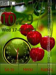 Cherry theme screenshot