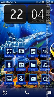 Dolphin 06 theme screenshot
