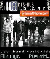Linkin Park 02 es el tema de pantalla