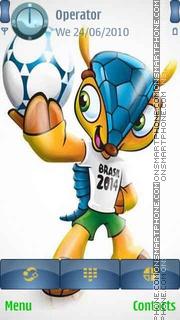 Brazil 2014 es el tema de pantalla
