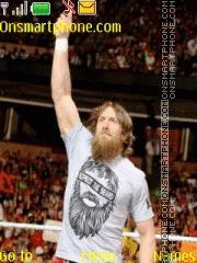 WWE Daniel Bryan es el tema de pantalla