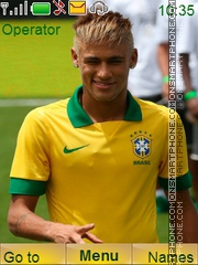 Neymar11 Theme-Screenshot