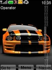 Скриншот темы Cars Full