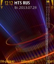 GeForce theme screenshot