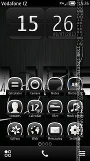 Скриншот темы Heavy Metal Life HD