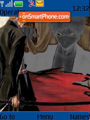 Bleach 03 theme screenshot