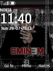 Eminem 2014 theme screenshot
