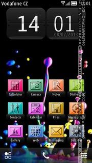 Flash 01 es el tema de pantalla
