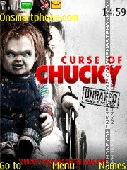 Curse Of Chucky theme screenshot