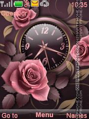 Roses Theme-Screenshot