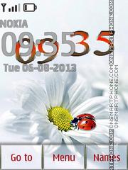 Camomile theme screenshot