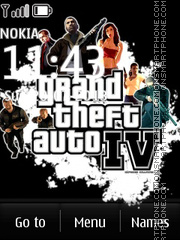 GTA 06 theme screenshot