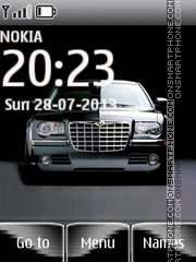 Chrysler 300C 03 Theme-Screenshot