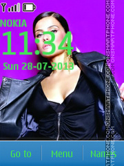 Nelly Furtado 05 theme screenshot